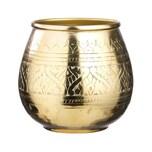Butlers Oriental Lounge Vase bauchig Höhe 21 cm