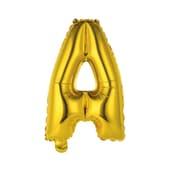 """Butlers UPPER CLASS Folienballon """"A"""""""