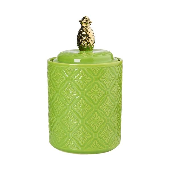 Butlers Tropicana Aufbewahrungsdose Ananas 920ml hellgrün