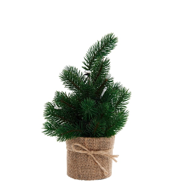Butlers Tree Of The Month Mini Baum mit LED-Licht