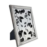 Butlers Memories Metall Bilderrahmen glänzend 15x20 cm silber