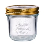 Butlers Quattro Stagioni Einmachglas 320 ml transparent