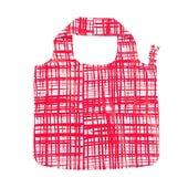 Butlers CARRY ME Tasche Redpattern rot