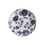 Butlers Blue Blossom 4x Frühstücksteller Ø22cm