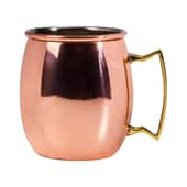 Butlers Moscow Mule Becher rosegold