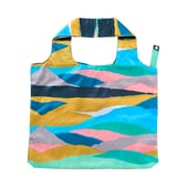 Butlers CARRY ME Tasche Abstract 2 bunt