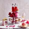 Butlers Celebration Cupcake Box 4er Set rosa