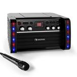 Auna DiscoFever Karaoke-Anlage schwarz