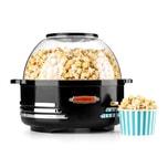 oneconceptCouchpotato Popcornmaschine elektrischer Popcorn-Bereiter schwarz