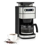 Klarstein Aromatica Taste 10 Kaffeemaschine Kegelmahlwerk 10 Tassen