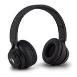 Auna Urban Chameleon 2in1 Over-Ear Kopfhörer schwarz