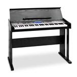 SCHUBERT Carnegy-61E-Piano 61 Tasten MIDI schwarz