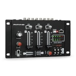 Auna Pro DJ-21 DJ-Mixer Mischpult USB