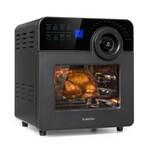 Klarstein AeroVital Cube Chef Heißluftfritteuse 1700W 14l schwarz