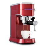 Klarstein Futura Espressomaker 20 bar 1450W 20 bar 1,25l rostfreier Edelstahl