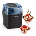 KlarsteinCreamberry Eiscremebereiter Flaschenkühler Frozen Yogurt Maschine 1,5l