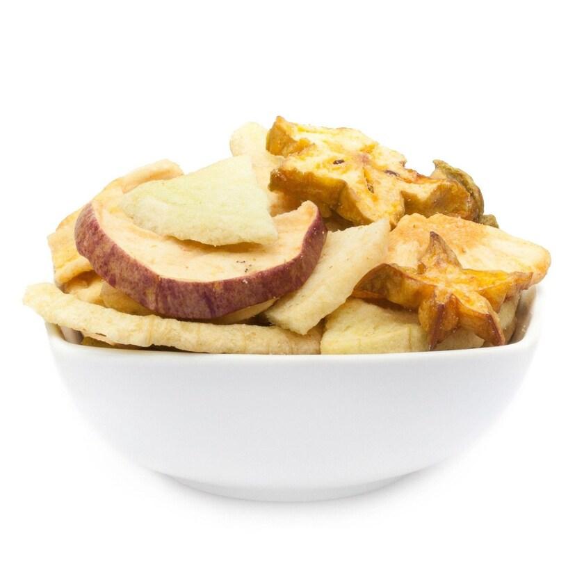 Fruit Chips Cocktail - Fruchtige Obstmischung - Vorratspackung 1,4kg