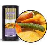 Vegetable & Fruit Chips - Obst & Gemüsechips Mischung - Membrandose groß 200g