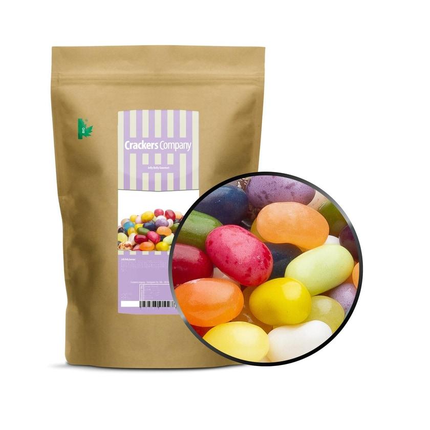 Jelly Belly Gourmet - Fruchtige Jelly Belly Bohnen Mischung - ZIP Beutel 850g
