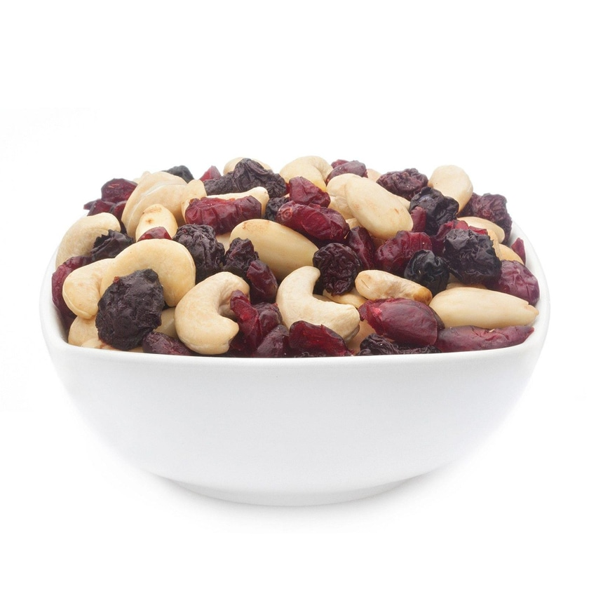 Natural Blend - Nuss & Frucht Mischung - Vorratspackung 3kg