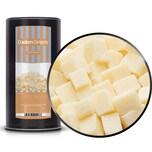 CrackersCompany - White Chocolate Cube - Weiße Würfelschokolade - Membrandose groß 800g