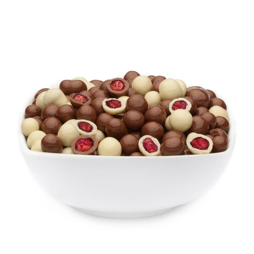 Blueberry Twins - Heidelbeeren in Milchschokolade - Vorratspackung 2,5kg