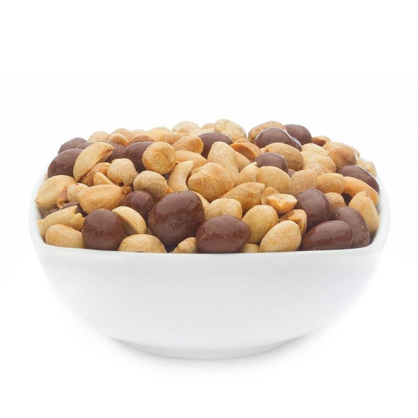 Energy Mix - Schokolierte und gesalzene Erdnüsse - Vorratspackung 3kg