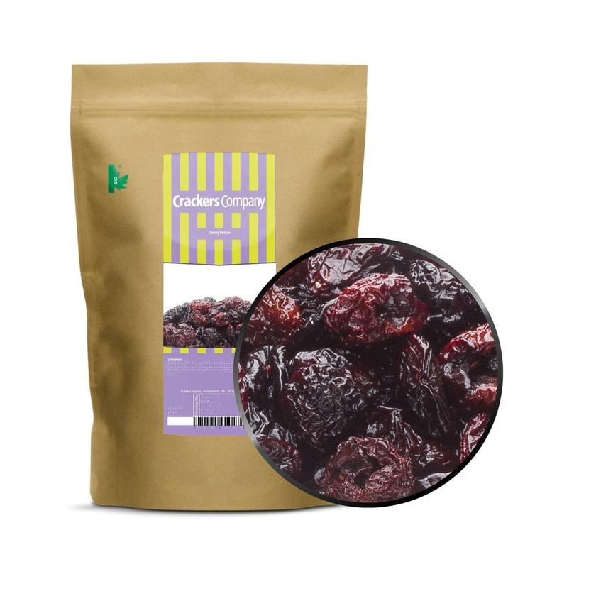 Cherry Deluxe - Fruchtig getrocknete Kirschen - ZIP Beutel 600g