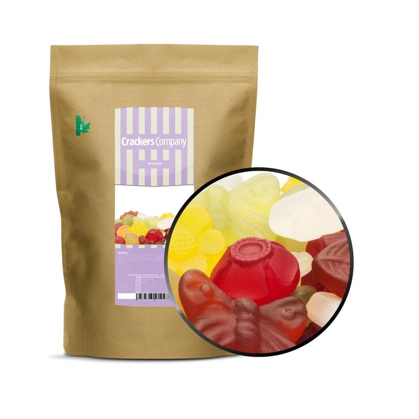 Spring Blend - Gelatinefreie Fruchtsaftmischung - ZIP Beutel 700g