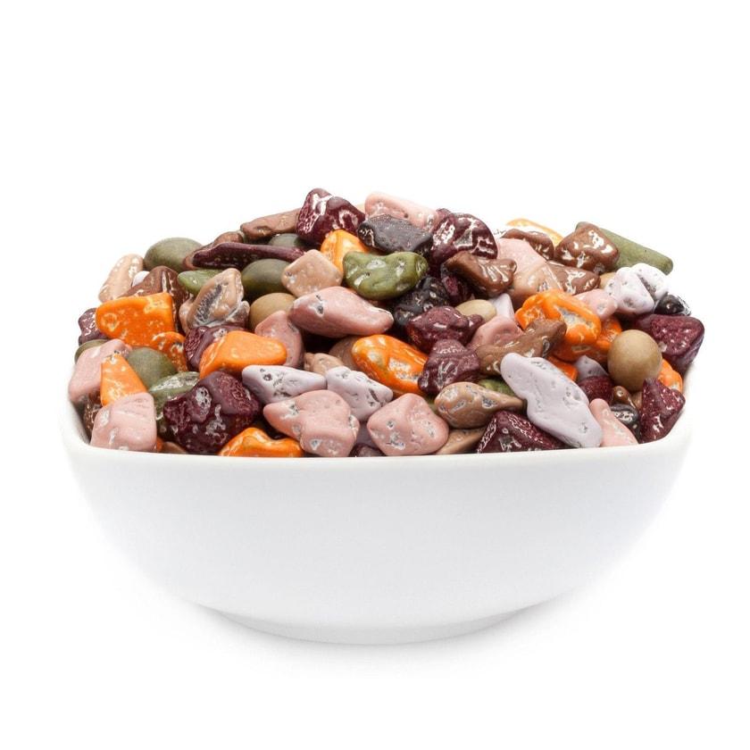 Choco Stones - Farbige Schoko Kieselsteine - Vorratspackung 5kg