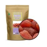 Strawberry Deluxe - Fruchtig kandierte Erdbeeren - ZIP Beutel 600g