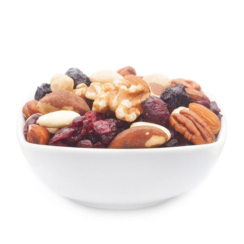 Blue Mountain - Nuss-Frucht-Mix naturbelassenen Nüssen - Vorratspackung 3kg