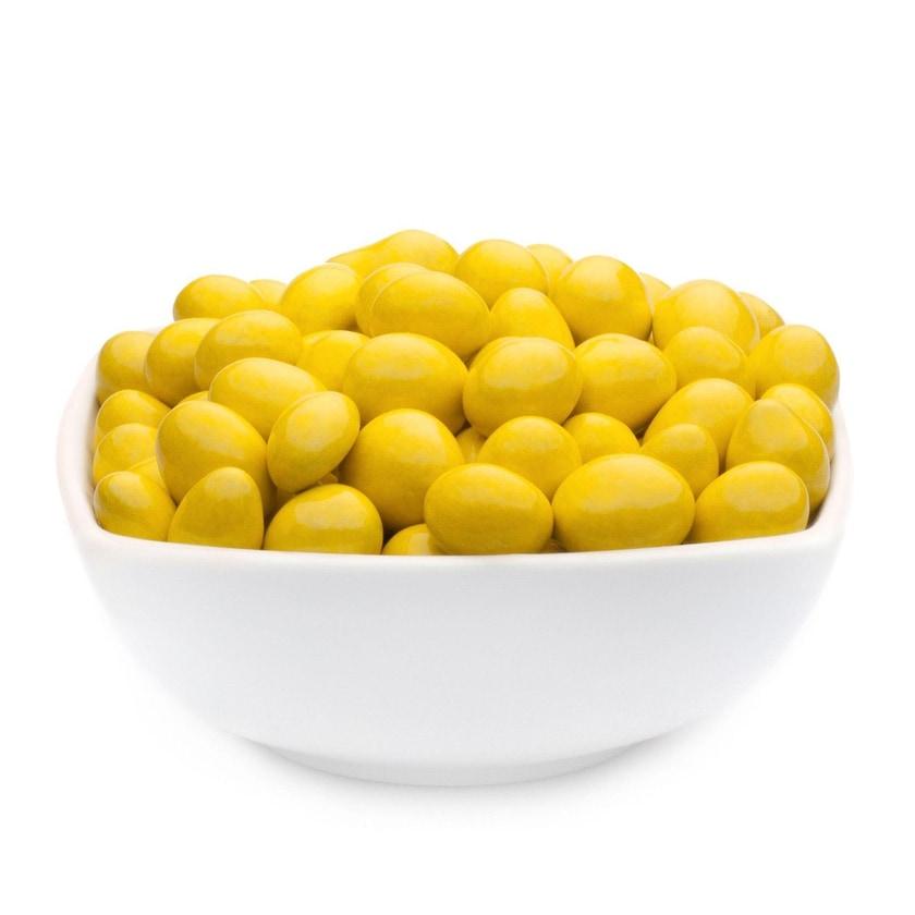 Yellow Choco Peanuts - Erdnüsse in Vollmilchschokolade Gelb - Vorratspackung 5kg