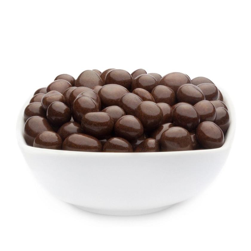 Brown Choco Peanuts - Erdnüsse in Vollmilchschokolade Braun - Vorratspackung 5kg