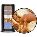 Bavarian Blend - Salzbrezelmischung mit Honig & Senf - Membrandose groß 350g