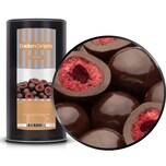 Brown Cherry - Sauerkirschen in Zartbitter Schokolade - Membrandose groß 650g