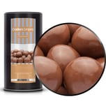 Choco Milky Macadamia - Macadamia in Vollmilchschokolade - Membrandose groß 800g