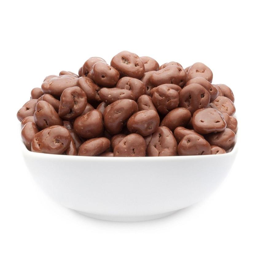 Choco Milk Raisin - Rosinen mit Vollmilch Schokolade - Vorratspackung 5kg