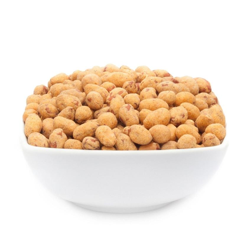 Peanuts Pepper - Erdnuss mit würzig scharfer Pfefferhülle - Vorratspackung 2kg