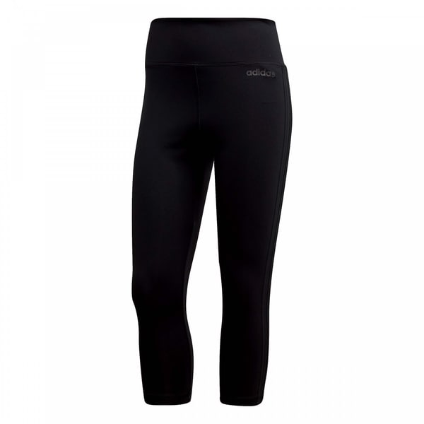 adidas Damen 3/4 Tight D2M HR 3/4 3 STRIPES