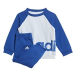 adidas Baby Trainingsanzug Linear Jogger Fleece