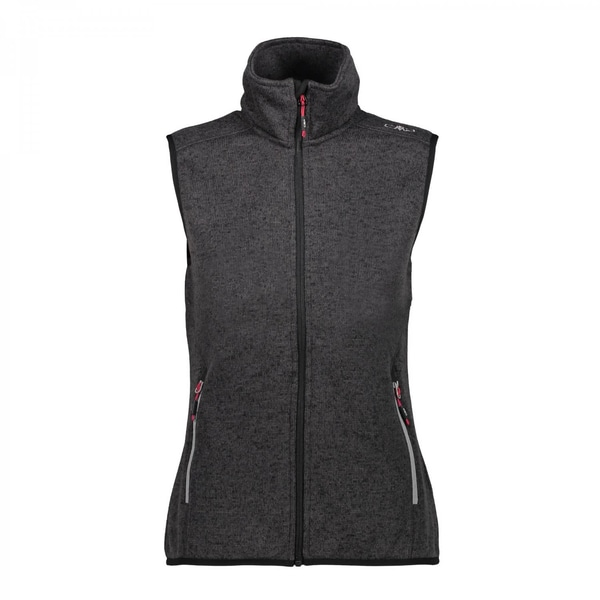 CMP Damen Weste Woman Fleece Vest 3H55766