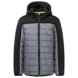 CMP Jungen Outdoorjacke Boy Jacket Fix Hood 39K3004