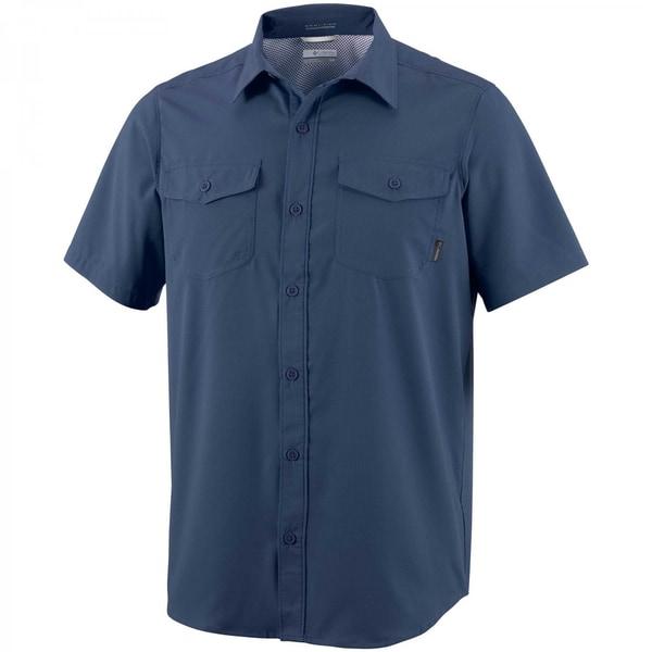 Columbia Herren Hemd Utilizer™ II Solid Short Sleeve Shirt 1577762