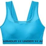 Under Armour Damen Sport BH Mid Crossback MF Bra 1360305