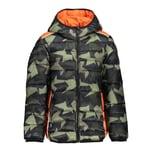 CMP Jungen Jacke Boy Jacket Fix Hood 30Z2044