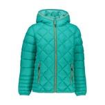CMP Mädchen Daunenjacke Girl Jacket Fix Hood 30Z1825