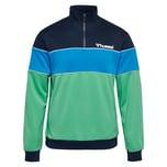 Hummel Herren 1/4 Zip Sweatshirt Liam 206278