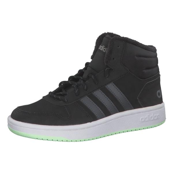 adidas CORE Kinder Sneaker HOOPS MID 2.0 K