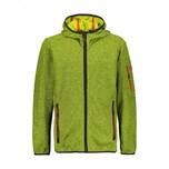 CMP Jungen Fleecejacke Boy Jacket Fix Hood 30H5914